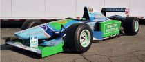 Schumacher's First F1 Championship Car for Sale on eBay