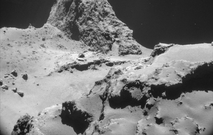 Scientists Have Gathered for Mankind's First Landing on a ...