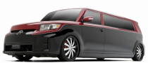 Scion All Stretched Out Cartel xB to Debut at 2010 SEMA