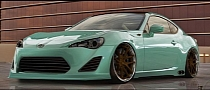 Scion FR-S 2012 SEMA Tuner Challenge [Video]