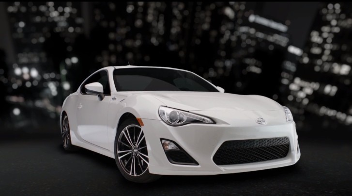 scion fr-s monogram series comes with neat features
