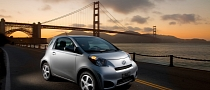Scion iQ Comes with Free Sony PlayStation Vita