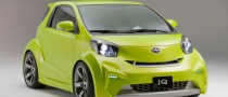 Scion iQ Concept Sees Daylight in New York
