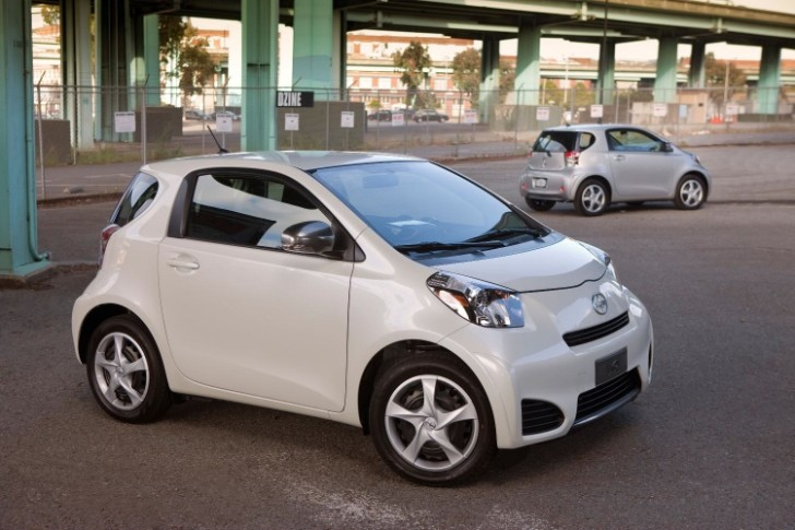 Scion iQ Is the Most Fuel Efficient Non-Hybrid