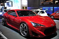 We can't wait for the new Scion FR-S either!