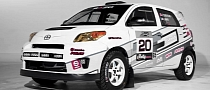 Scion Reveals xD Rally Car