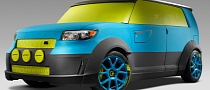 Scion Targets xB Numeric at SEMA's Snowboarder Crowd