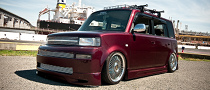 Scion xB Goes Custom Crazy