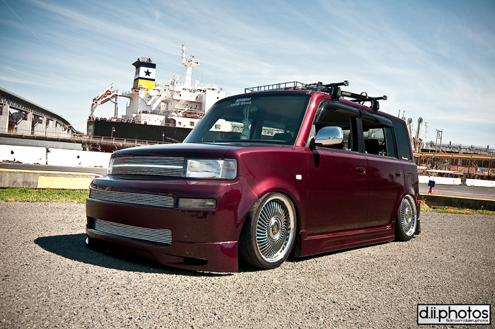 Scion Xb Goes Custom Crazy Autoevolution