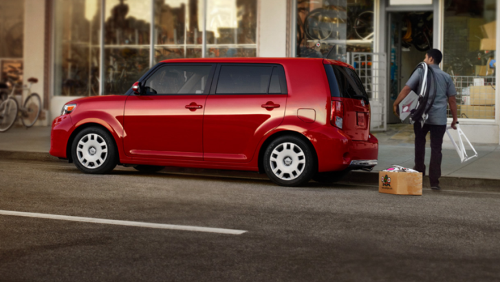 Scion xB Most Reliable Car Under $25K
