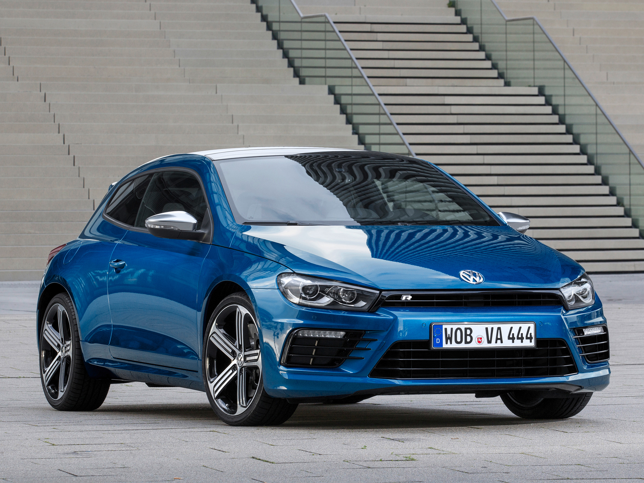 volkswagen scirocco r facelift 280 hp and 0 to 100 km h. Black Bedroom Furniture Sets. Home Design Ideas