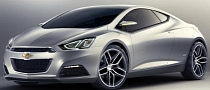 Scoop: Is the Chevy Tru 140S an Opel Astra Coupe? [Video]