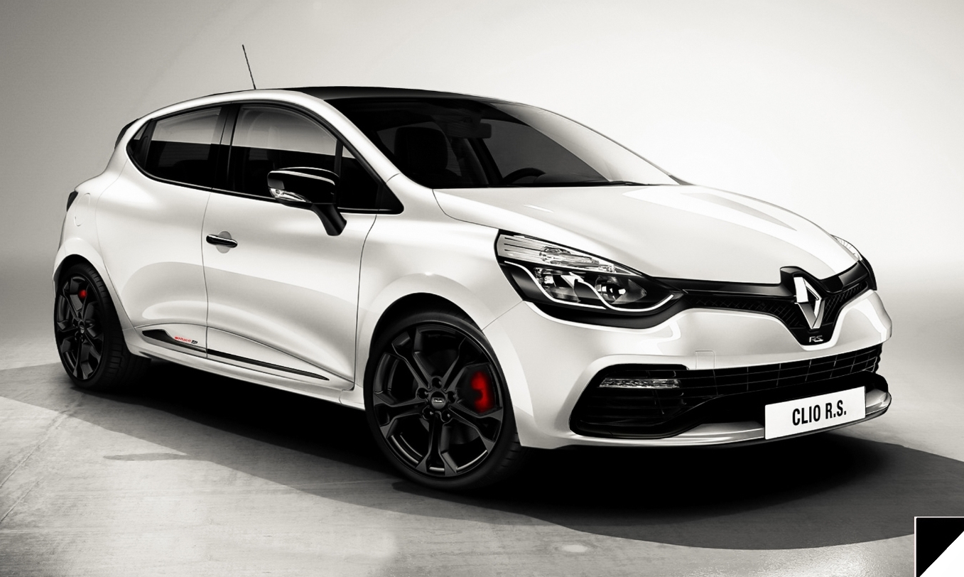 scoop renault clio rs 200 edc monaco gp coming to geneva autoevolution. Black Bedroom Furniture Sets. Home Design Ideas