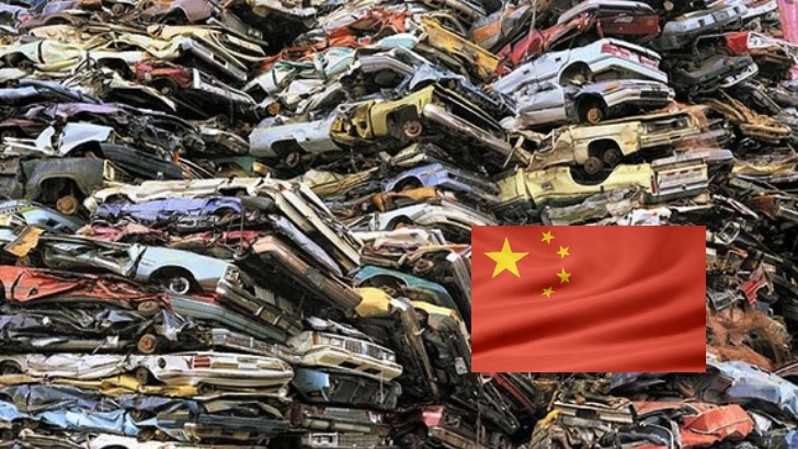 Scrappage Scheme to Be Revived by Chinese Government