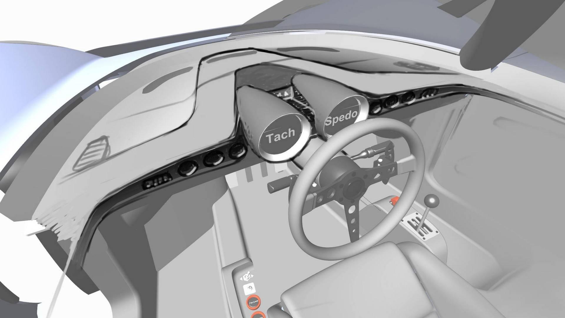 Scuderia Cameron Glickenhaus Teases Mclaren F1 Clone Cockpit For Its Supercar Autoevolution