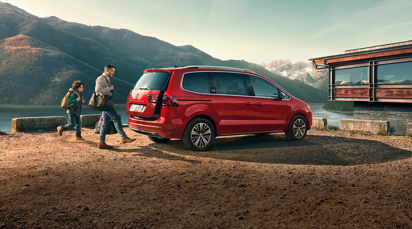 Seat Alhambra 20th Anniversary Special Edition Is Not Just