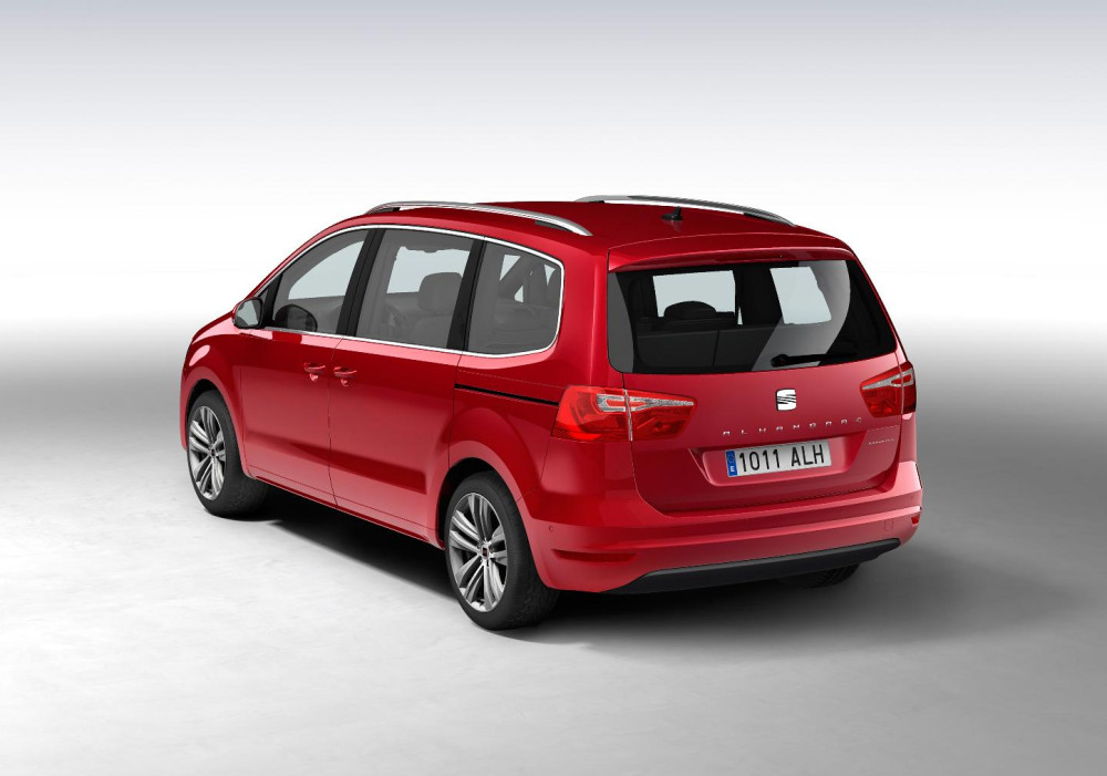 Car Residual Values >> SEAT Alhambra Is Carbuyer's Best Large MPV - autoevolution