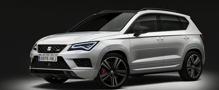 Used Seat Ateca >> SEAT Ateca Cupra Might Look like This and Is Currently Under Consideration - autoevolution