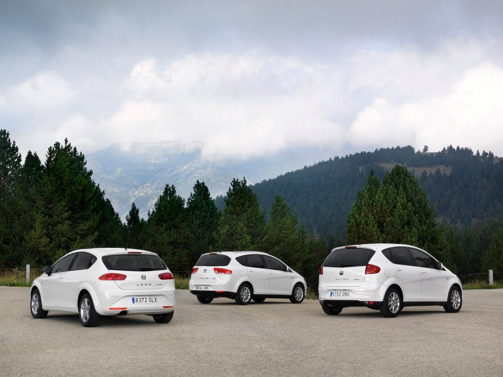 Seat Ecomotive Range Goes To Frankfurt Autoevolution