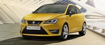 SEAT Ibiza Cupra Facelift First Images: Coming to Beijing 2012 [Photo Gallery]
