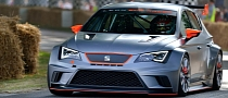 SEAT Launches Leon Eurocup One-Make Racing Series