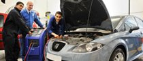 SEAT Leon Becomes Training Vehicle for Technicians