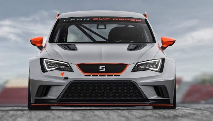 Seat Leon Cup Racer Unveiled [Photo Gallery]