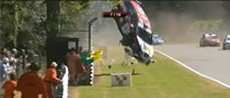 SEAT Leon Eurocup Spectacular Crash [Video]