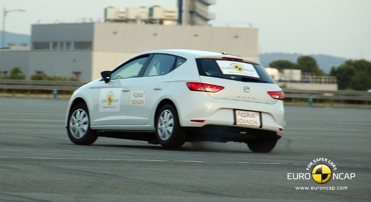 SEAT Leon Mk3 Scores 5-Star Rating from Euro NCAP [Video]