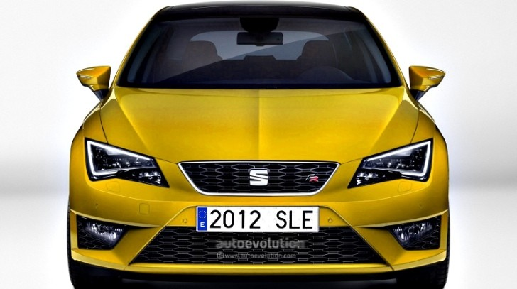 Stunning New Seat Leon Official Pictures Leaked! [Photo Gallery]