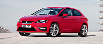 SEAT Leon SC to Make UK Debut at London Motorexpo