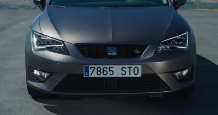 SEAT Leon ST Proves It's a Sexy Estate [Video]