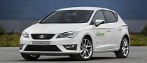 SEAT Leon Verde Plug-in Hybrid Prototype Revealed