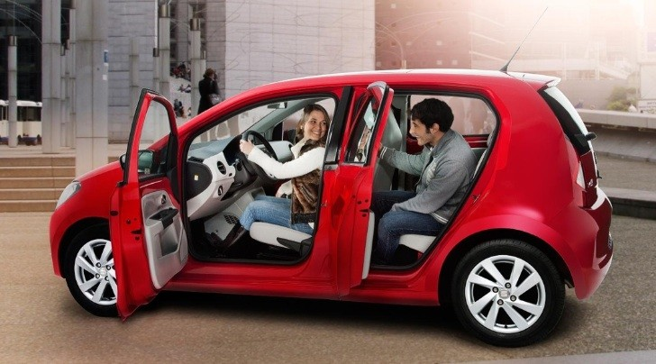 SEAT Mii 5-Door Revealed