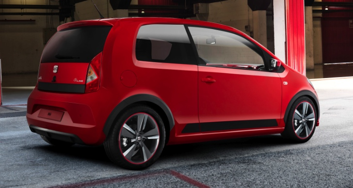 SEAT Mii FR Previewed ahead of Worthersee Release [Photo Gallery]