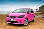 SEAT Mii Miinx Limited Edition is Very Pink