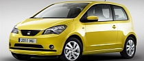 SEAT Mii Official Info and Photos