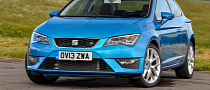 SEAT Registers Record UK Sales