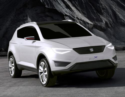 SEAT's First SUV Could Arrive in 2014