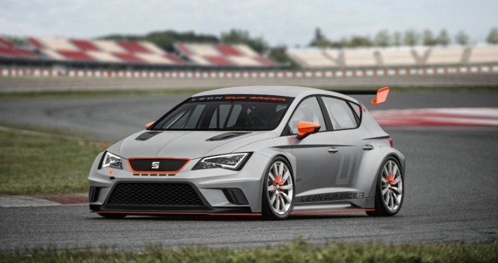 SEAT Shows How the 330 HP Leon Race Car Was Built [Video] [Photo Gallery]