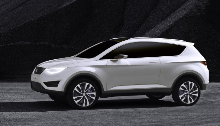 A Small SEAT SUV Might Be Coming in 2016  autoevolution