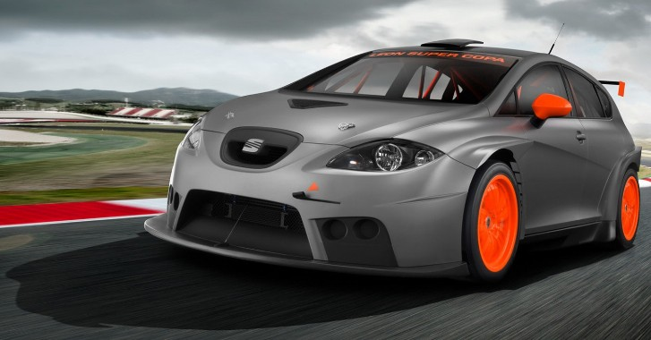 seat to bring new leon supercopa and ibiza sc trophy to w rthersee autoevolution. Black Bedroom Furniture Sets. Home Design Ideas
