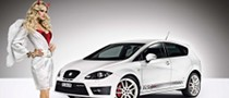 SEAT Unleashed Leon Cupra R310 White Edition
