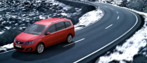 Seat's New Alhambra 4WD Offers Plenty of Traction