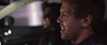 Sebastian Vettel Stars in Melanie Fiona's Watch Me Work Clip [Video]