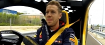 Sebastian Vettel Tries Out Renault Zoe, Twizy & Twizy F1 [Video]