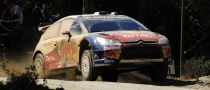 Sebastien Loeb Scores 50th WRC Win in Cyprus
