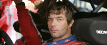 Sebastien Loeb Wins Rally Norway
