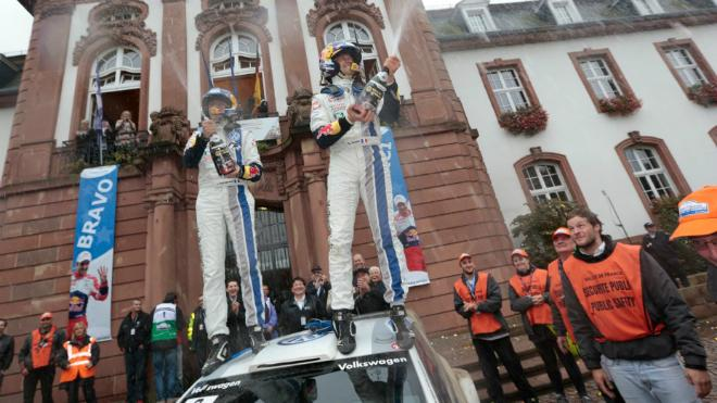 Sebastien Ogier Wins 2013 World Rally Championship