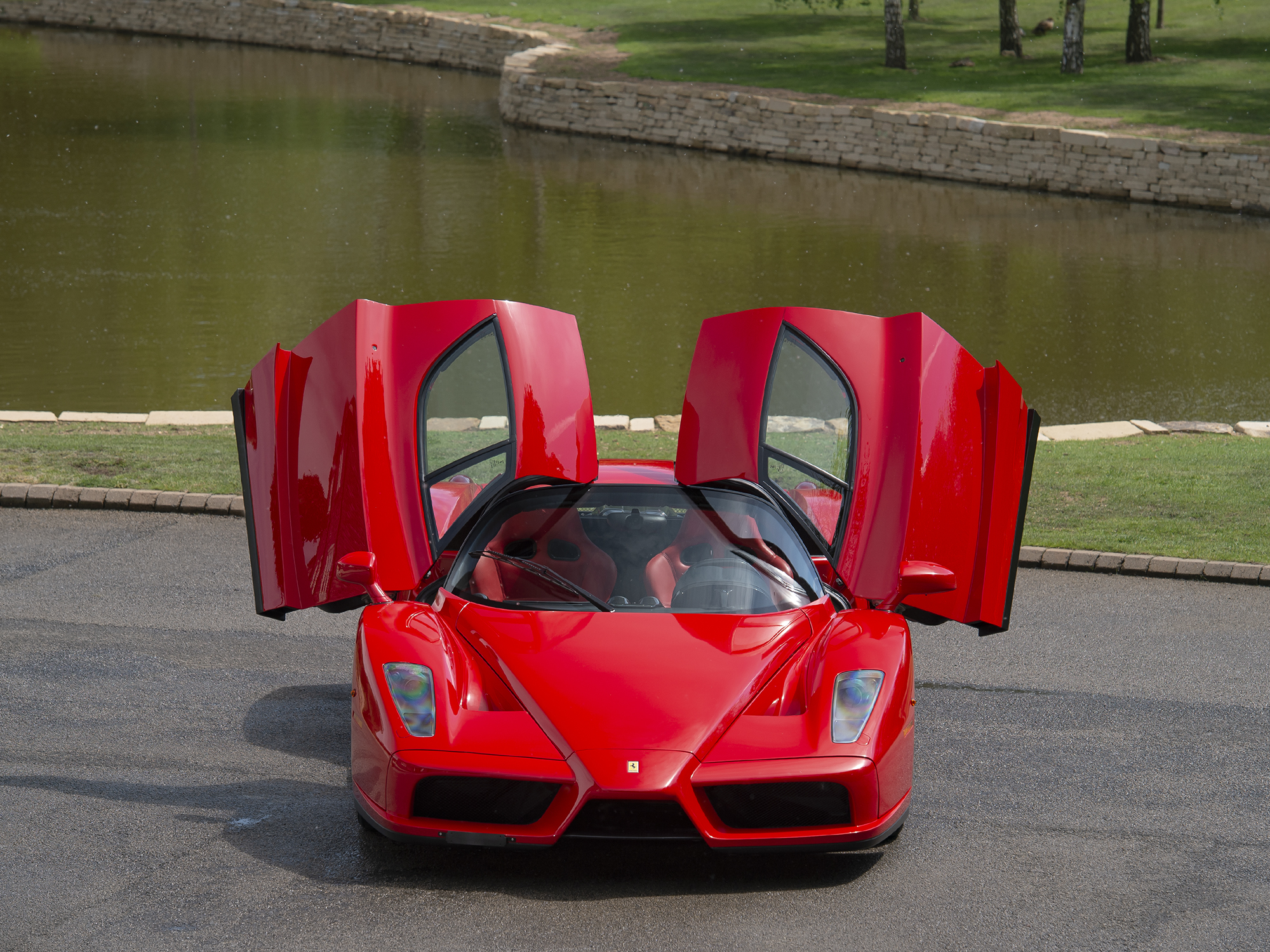 Second Ferrari Enzo Ever Built Is Like A Time Capsule Autoevolution